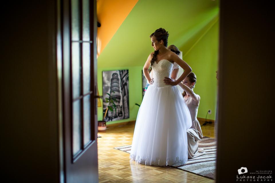 Zdjęcia ślubne w okolicach Mińska Mazowieckiego i Warszawy