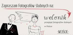 Welonik - Fotograf ślubny Warszawa, Mińsk Mazowiecki