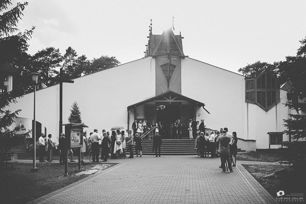 Kościół Parafia Niepokalanego Serca Maryi (Śródborów).