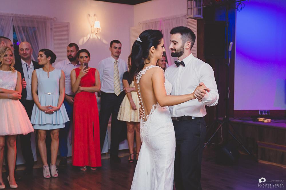 Pierwszy taniec Młodej Pary. Reportaż ślubny Otwock