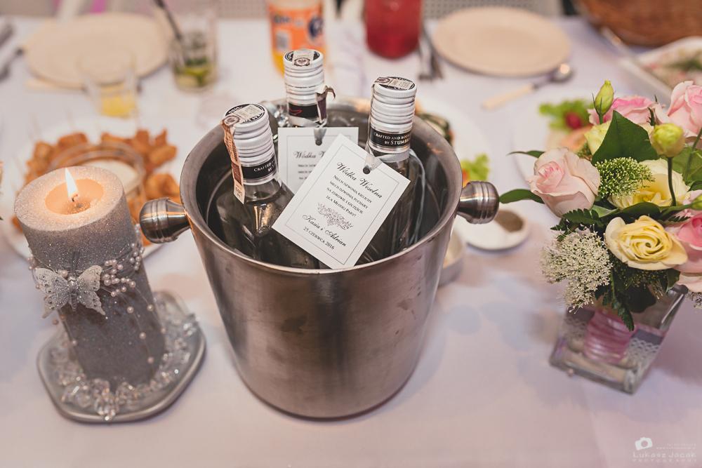 Wódka weselna. Rybaczówka.